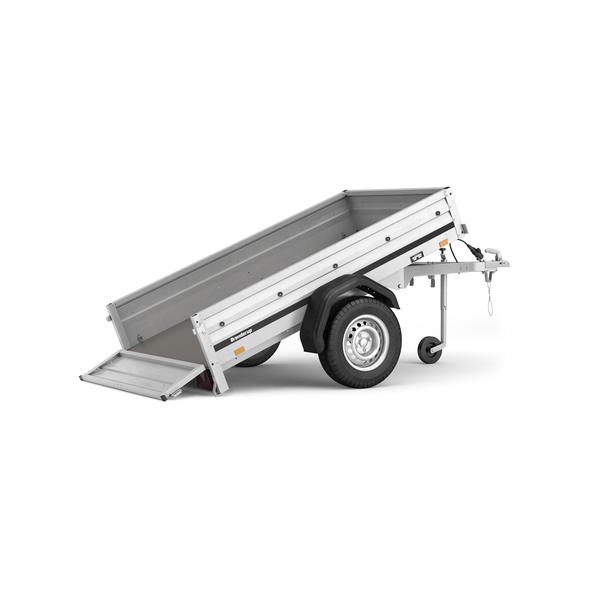 Image of Brenderup 1205 S - 500 kg<br>Med tipfunktion - Nyeste model