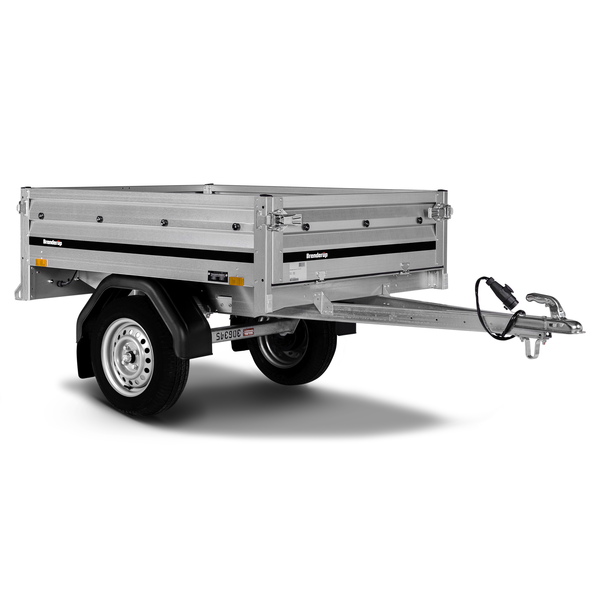 Brenderup Trailer 3150 S - 500 kg.  - 2018 model!