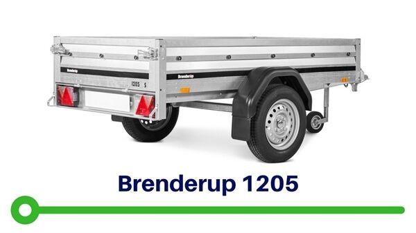 Brenderup 1205 S