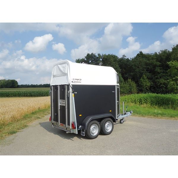 WM Meyer Alabama Basic Hestetrailer - 1.600 kg