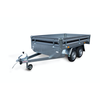 Basic Prof Light 250/2 Trailer 750 Kg
